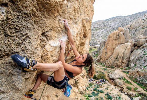 Klettern & Yoga Individualreise für leicht Fortgeschrittene in ISRAEL I 18. bis 27. April 2018