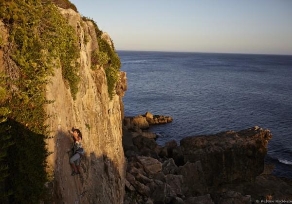 Klettern Guia
