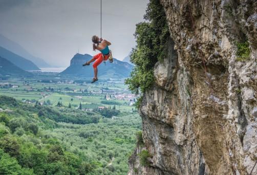 Klettern & Yoga für alle Levels I Wochenende in Arco I 20. bis 23. Juni 2019