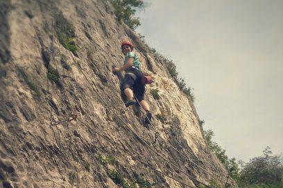Klettern & Yoga in Arco