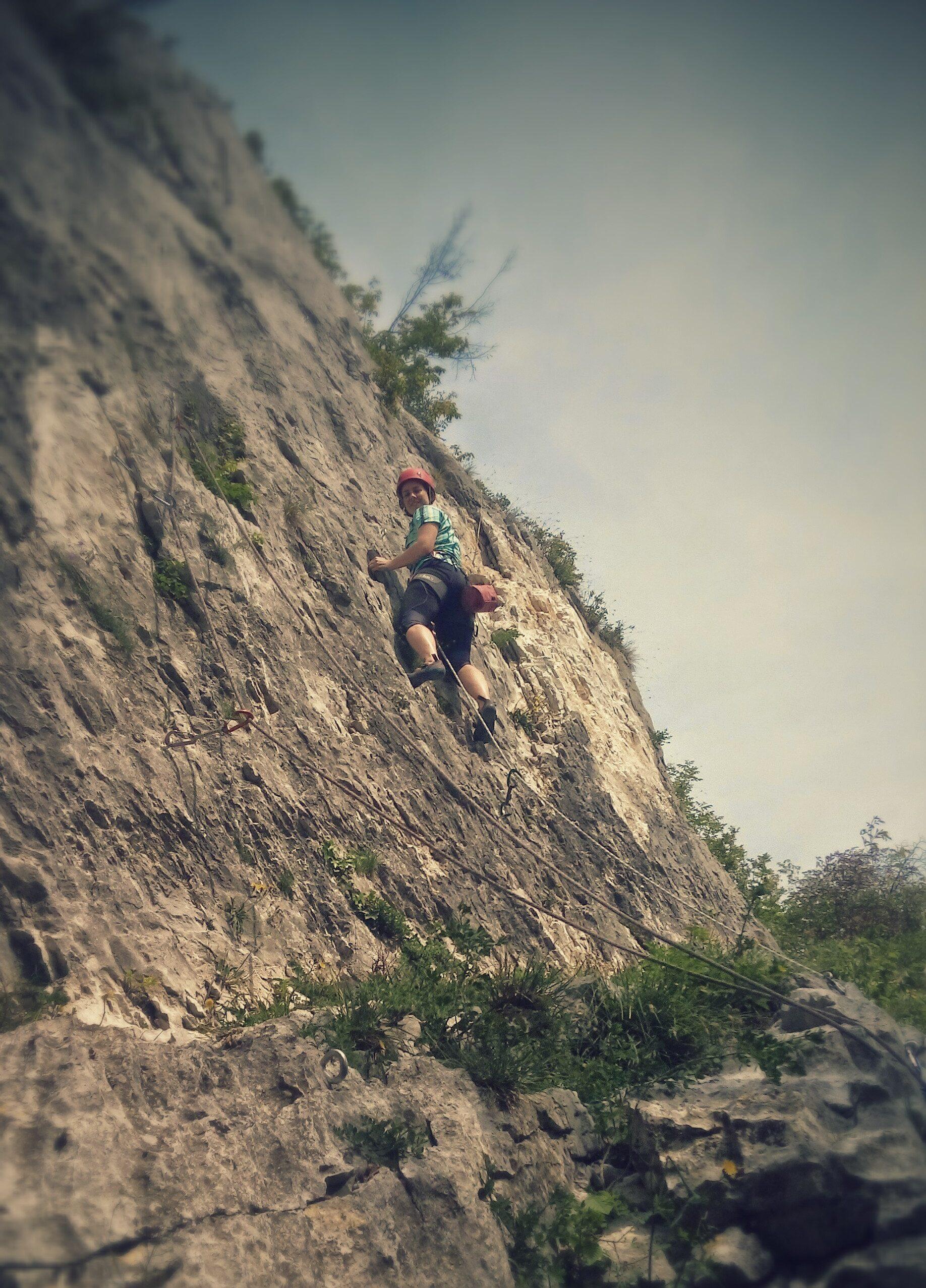 Klettern und Yoga in ARCO