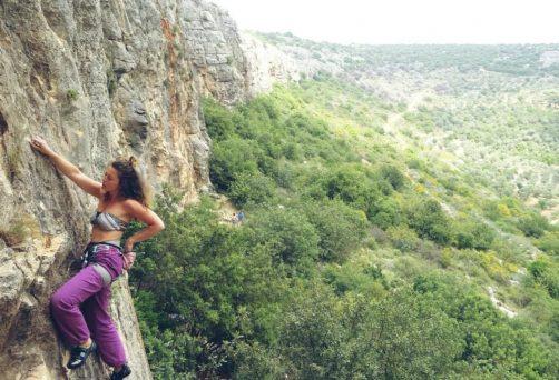 Kletter- & Yogareise für Fortgeschrittene in ISRAEL I 25. Oktober bis 3. November 2019